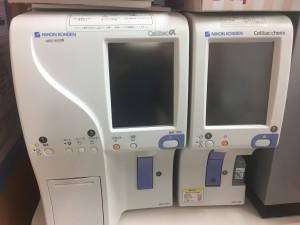 血液迅速検査装置